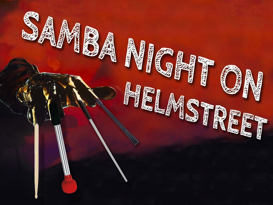 Sambanight on Helmstreet